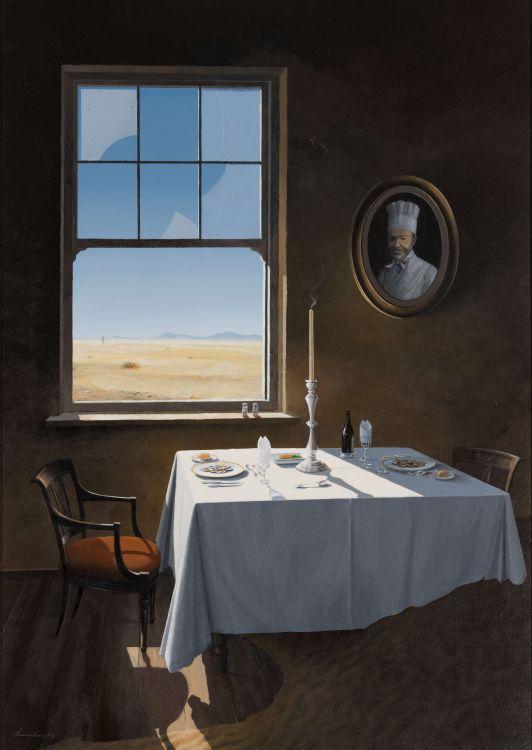 Keith Alexander; The Gourmet