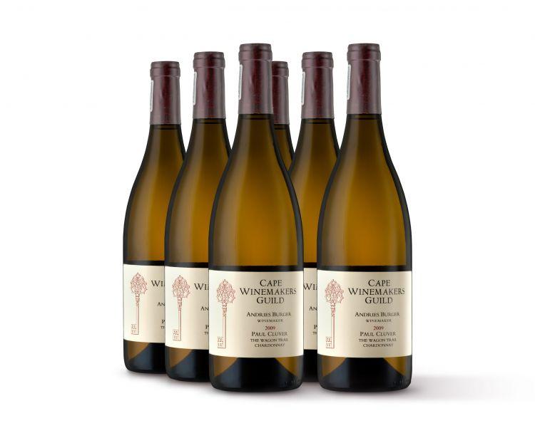 Paul Cluver; CWG The Wagon Trail Chardonnay; 2009; 6 (1 x 6); 750ml