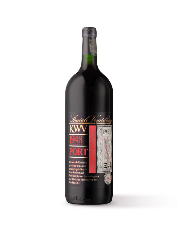 KWV; Vintage Port Magnum; 1948; 1 (1 x 1); 1500ml