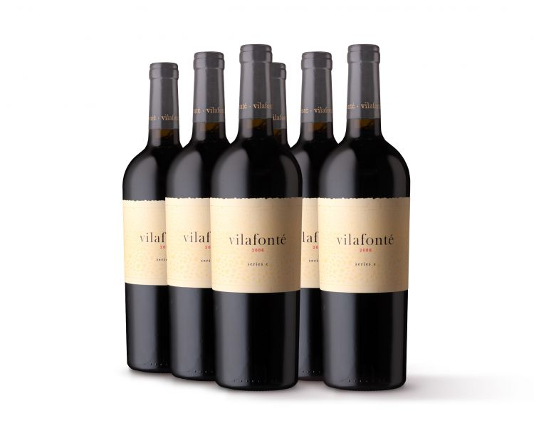Vilafonté; Series C; 2006; 6 (1 x 6); 750ml