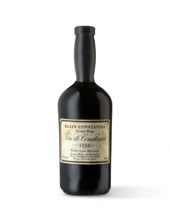 Klein Constantia; Vin de Constance; 1986; 1 (1 x 1); 500ml