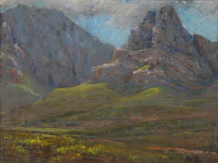 Hugo Naudé; Worcester Mountain