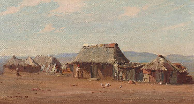 Willem Hermanus Coetzer; Cottages