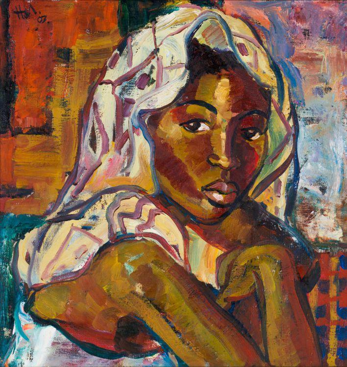 Hennie Niemann Jnr; Pemba Woman, Mozambique