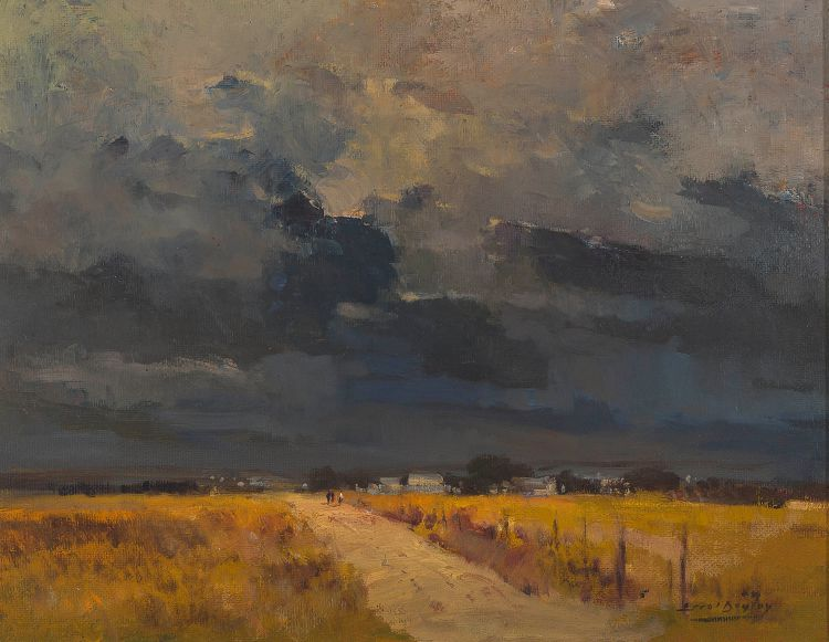 Errol Boyley; Approaching Storm, O.F.S.