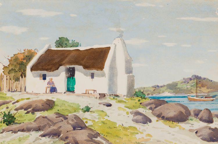 Nils Andersen; Old Cottage, Saldanha Bay