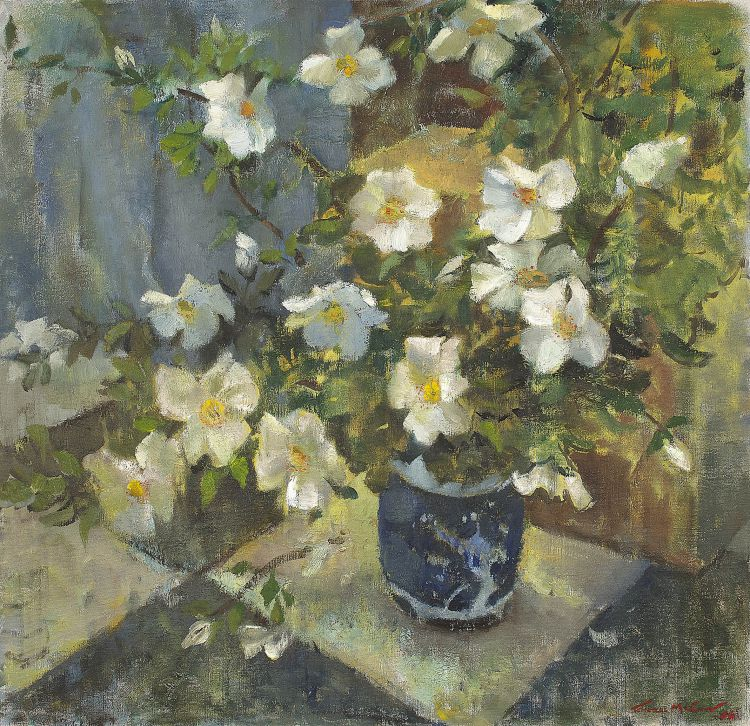 Terence McCaw; Dog Roses