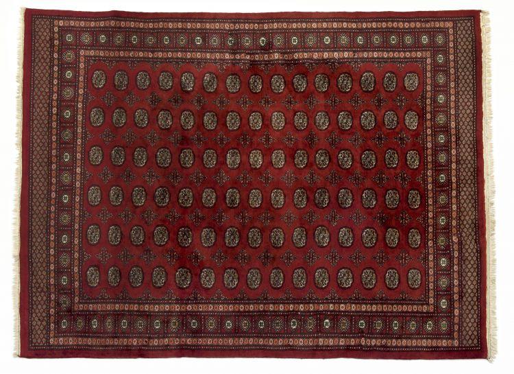 A Bokhara carpet, Pakistan, modern