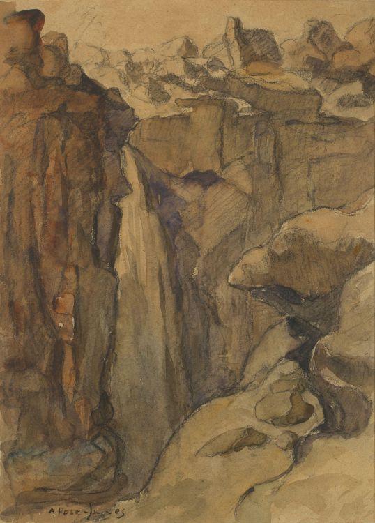 Alexander Rose-Innes; The Waterfall