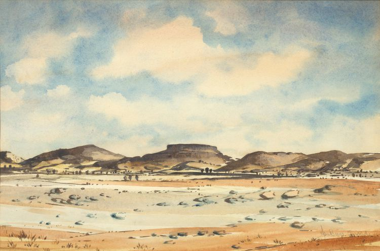 Jan Buys; Landscape SWA