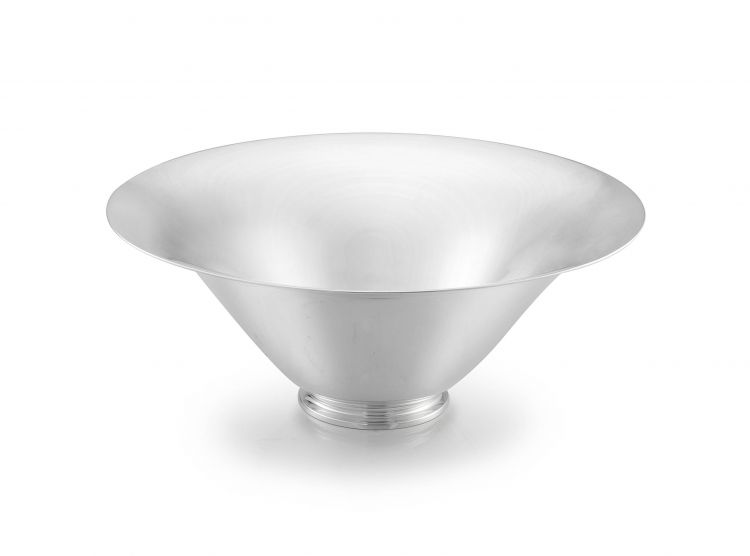A Tiffany & Co silver bowl, 1947 - 1956, .925 sterling