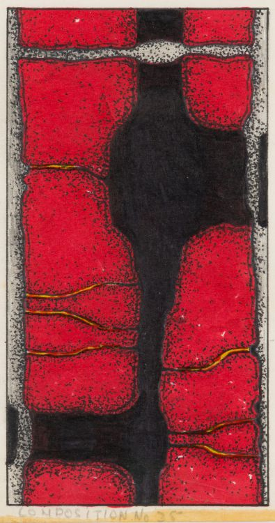 Kenneth Bakker; Composition No 35