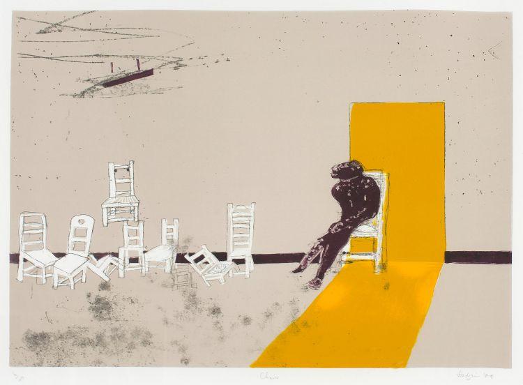 Robert Hodgins; Chairs