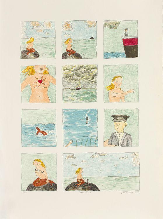 Claudette Schreuders; Love Story