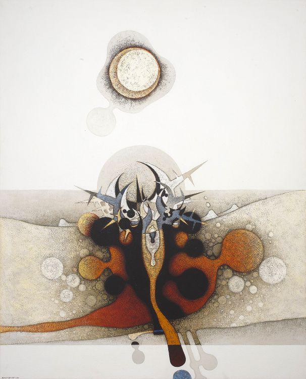 Kenneth Bakker; Sunburst