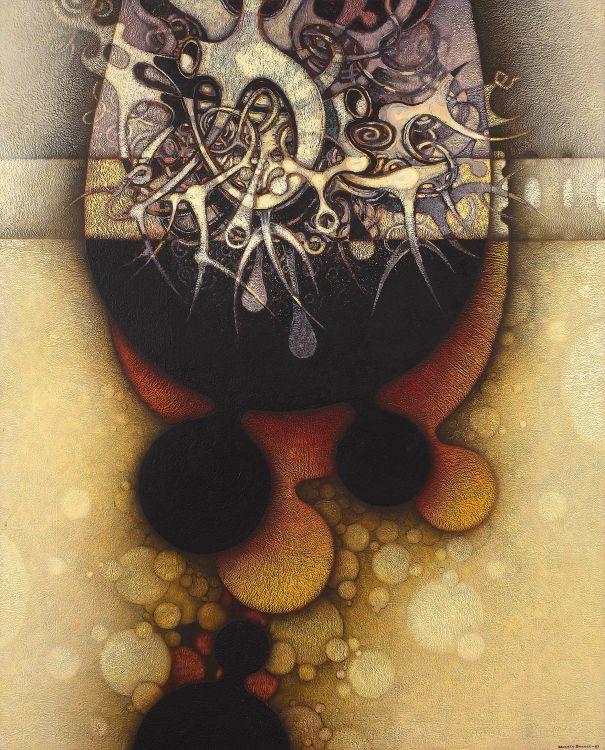 Kenneth Bakker; Composition