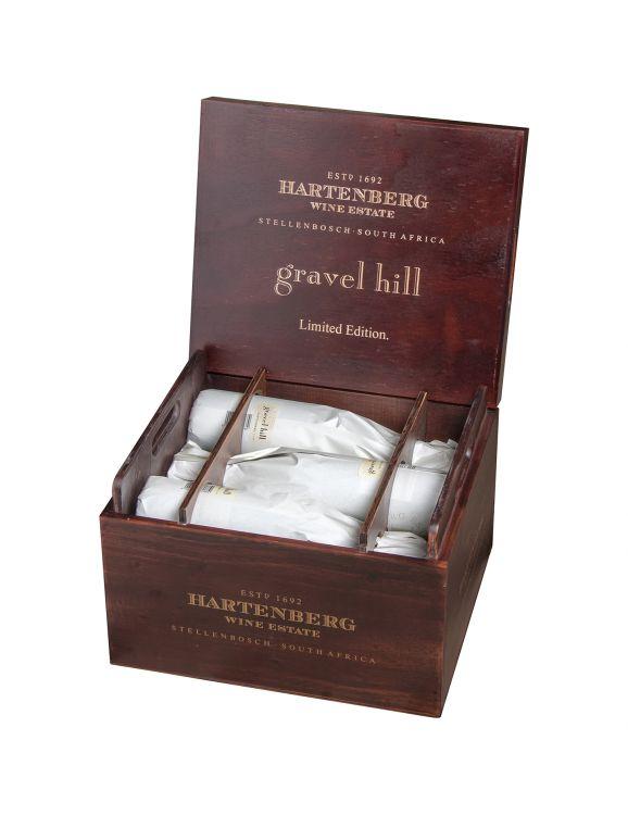 Hartenberg; Gravel Hill Vertical 2005-2010; 05 - 10; 12 (2 x 6); 750ml