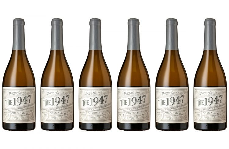 Kaapzicht; The 1947 Chenin Blanc; 2013; 6 (1 x 6); 750ml