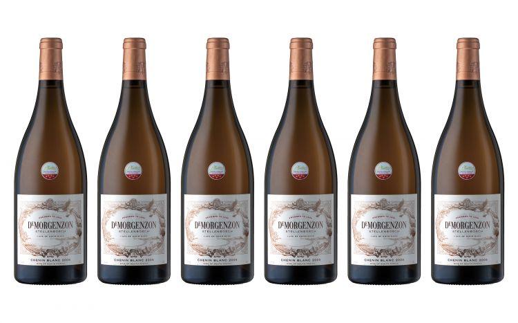 DeMorgenzon; Reserve Chenin Blanc Magnum; 2005; 6 (1 x 6); 1500ml