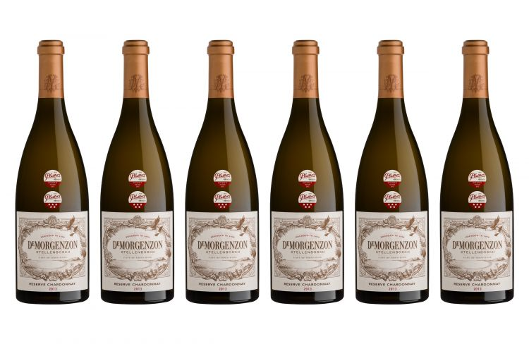 DeMorgenzon; Reserve Chardonnay; 2013; 6 (1 x 6); 750ml