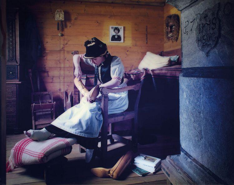 Bridget Baker; The Transparent Girl in Kippel