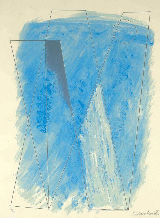 Dame Barbara Hepworth; Three Forms