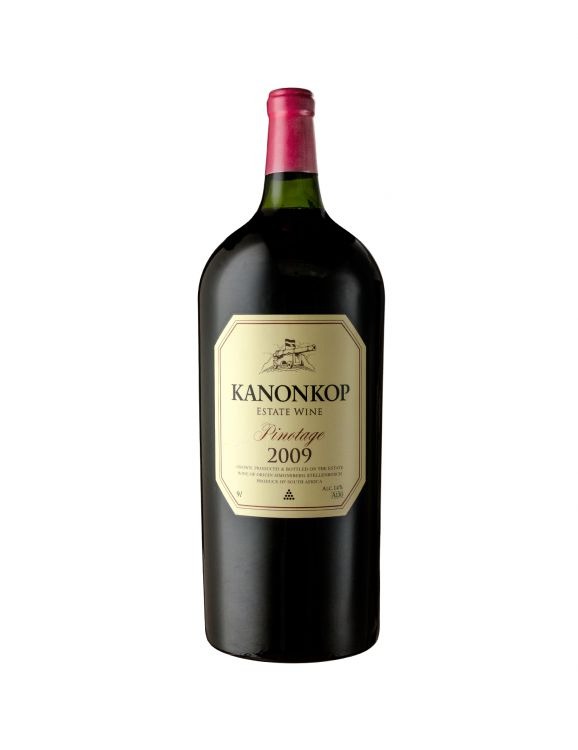 Kanonkop; Pinotage; 2009; 1 (1 x 1); 9000ml