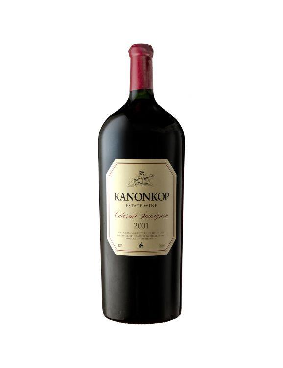 Kanonkop; Cabernet Sauvignon; 2001; 1 (1 x 1); 12000ml