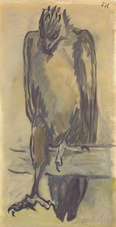 Fritz Krampe; (Adler) Eagle