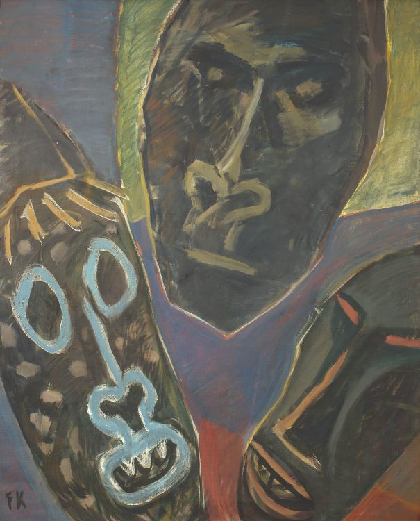 Fritz Krampe; Masken (Masks)