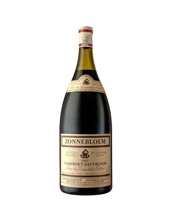 Zonnebloem; Cabernet Sauvignon; 1983; 1 (1 x 1); 5000ml