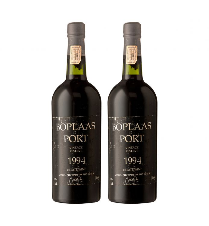 Boplaas; Vintage Reserve Port; 1994; 2 (1 x 2); 750ml