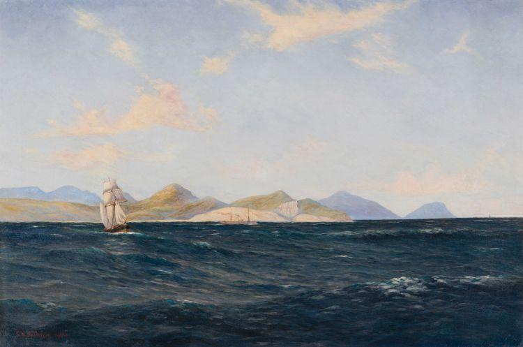 Cathcart William Methven; Cape of Good Hope - The Sea
