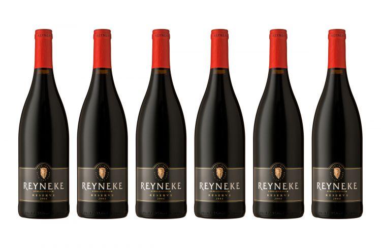 Reyneke; Reserve Red; 2004; 6 (1 x 6); 750ml