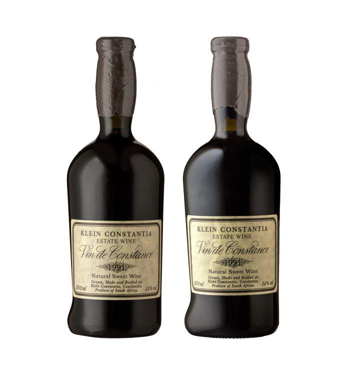 Klein Constantia; Vin de Constance; 1991; 2 (2 x 1); 500ml