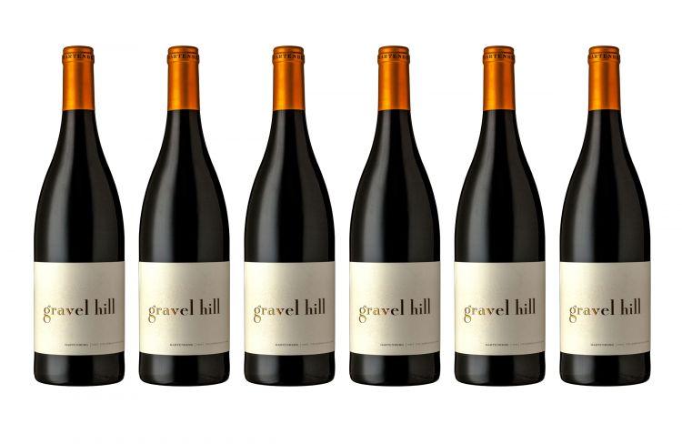 Hartenberg; Gravel Hill Shiraz; 2006; 6 (1 x 6); 750ml
