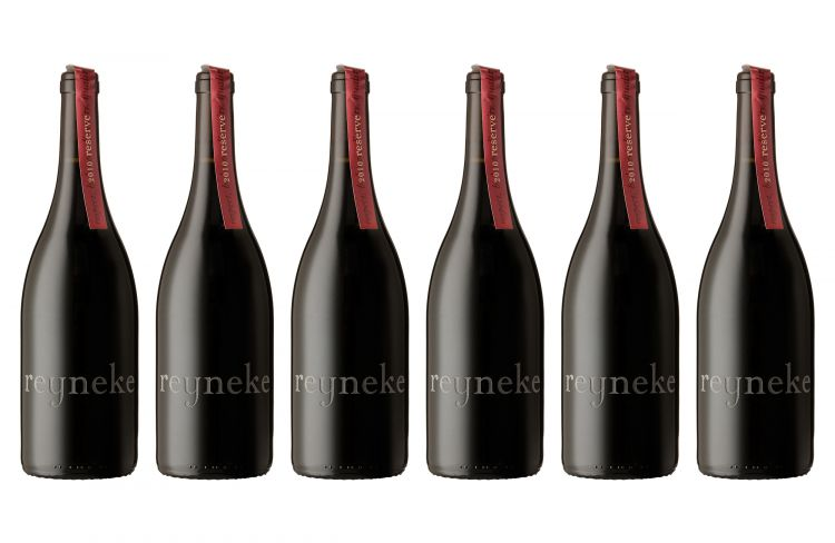 Reyneke; Reserve Red; 2010; 12 (2 x 6); 750ml