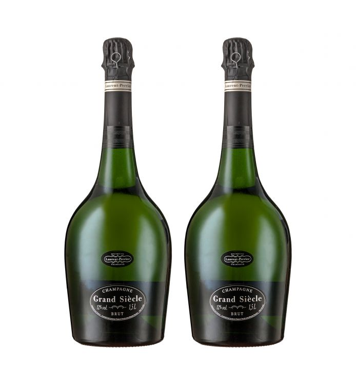 Laurent-Perrier; Grand Siècle Magnum; 1990; 2 (1 x 2); 1500ml