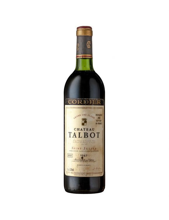 Talbot; St Julien; 1982; 1 (1 x 1); 750ml
