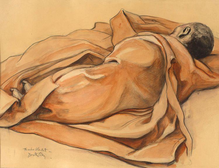 Dorothy Kay; The Ochre Blanket