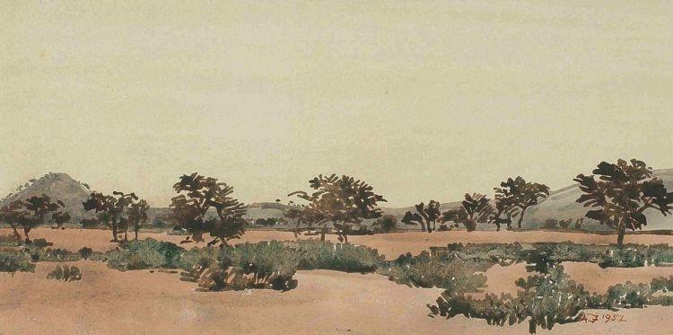 Adolph Jentsch; SW. Afrika