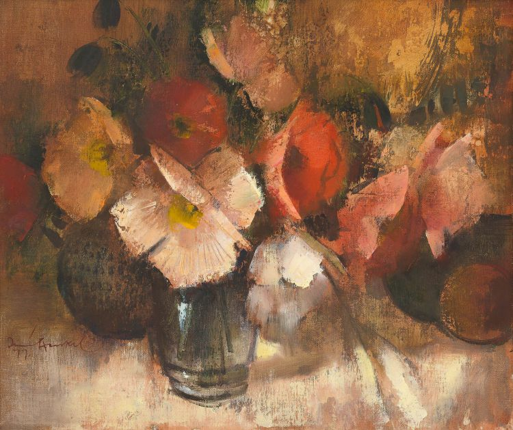 Irmin Henkel; Poppies
