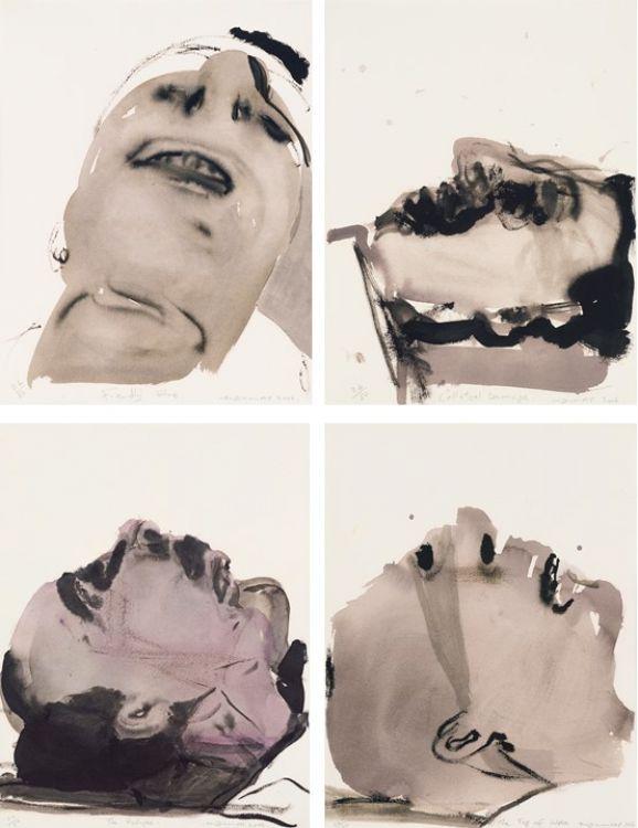 Marlene Dumas; The Fog of War