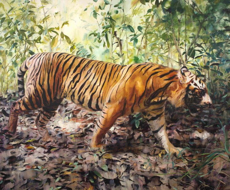 Nigel Mullins; Tiger Bones