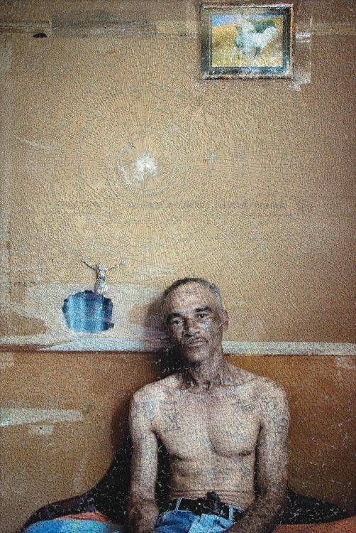 Mikhael Subotzky; Keith, Lavender Hill