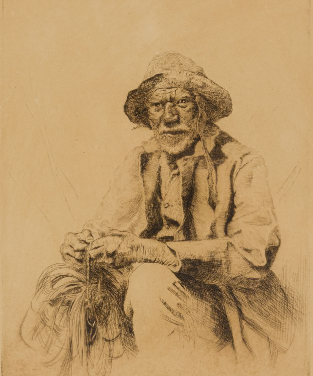Dorothy Kay; Cape Fisherman