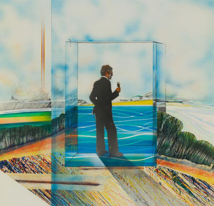 Lukas van Vuuren; Looking at my Land