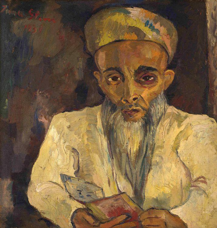 Irma Stern; Zanzibar Arab