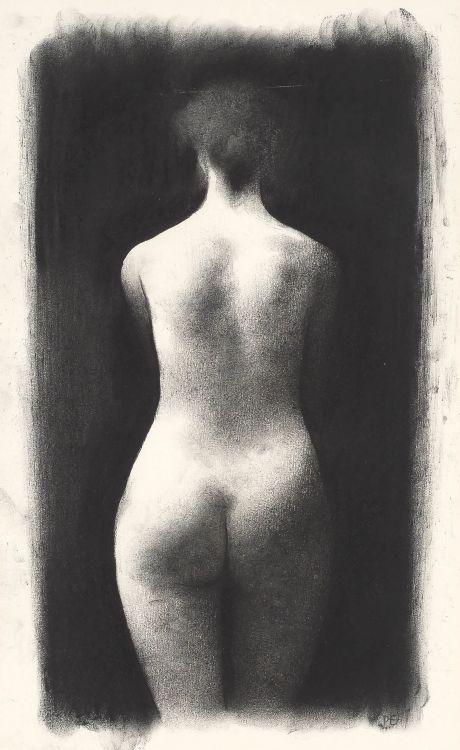 Paul Emsley; Nude