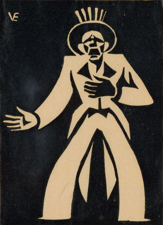Maurice van Essche; Cape Carnival Minstrel